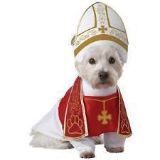 dog pope